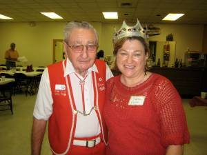 My dad has been the prince of the Polka Lovers Klub of America (PoLKofA) Texas Chapter twice. He and his Klub members helped Torma Communications and Ellen Custer's 2d design celebrate 25 years in business last October.
